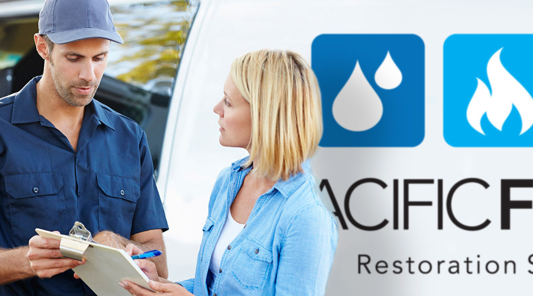 When should you call a water restoration company?