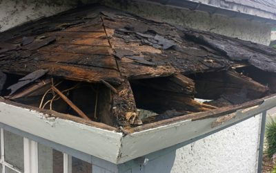 Helpful tips to repair your Roof Leak after Water Damage